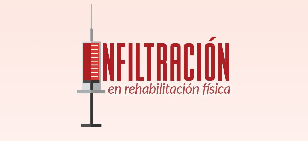 Infiltración en Rehabilitación Física