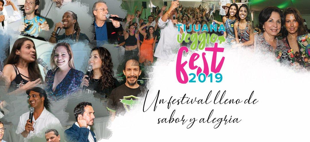 Tijuana Veggie Fest 2019 – un festival lleno de sabor y alegría