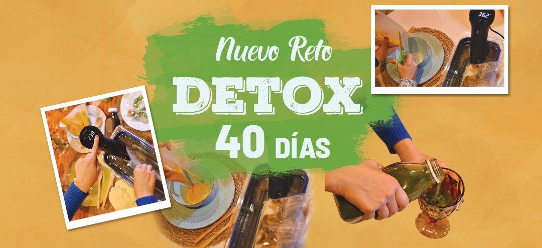 Nuevo Detox 40 Días