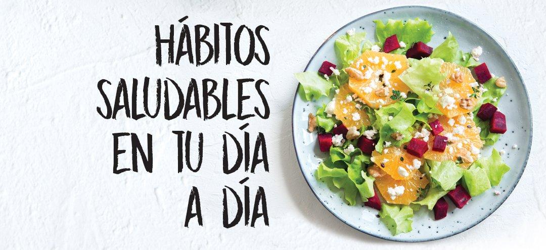Hábitos saludables en tu día a día