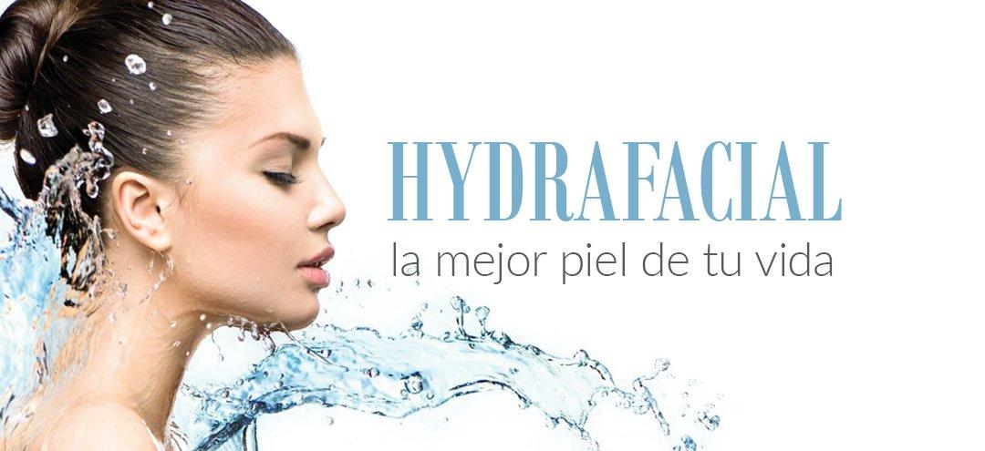 Hydrafacial la mejor piel de tu vida